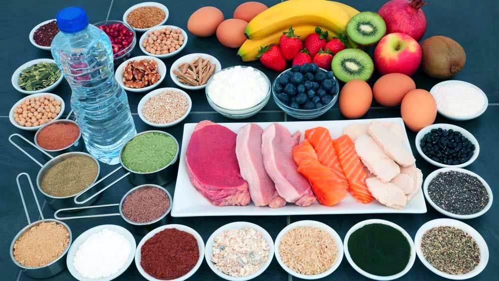 Разнообразное питание при анемии пожилых