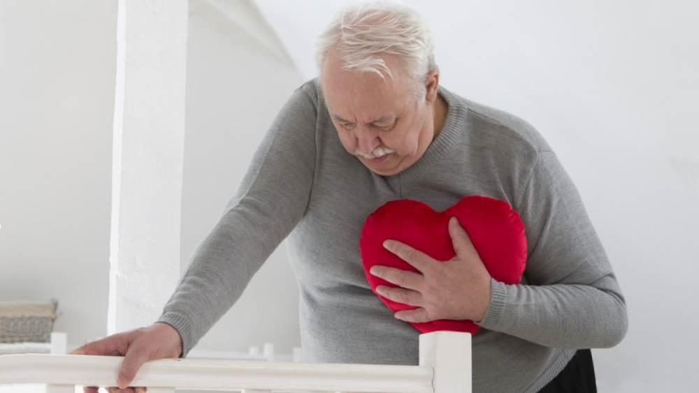Острый инфаркт у пожилого
