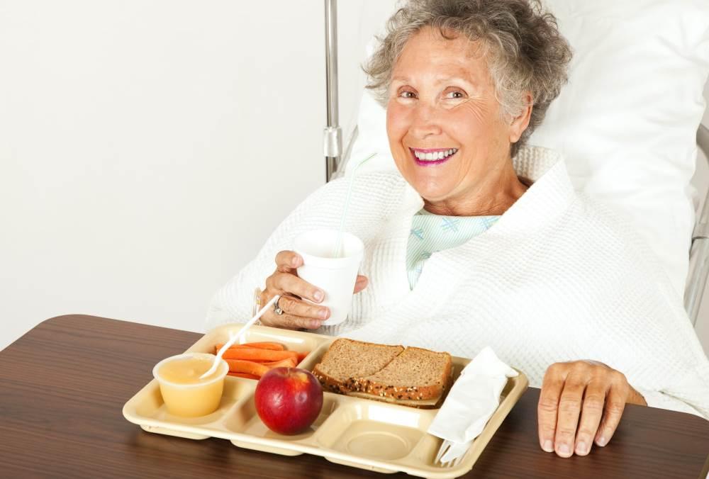 Питание пожилых людей при анемии