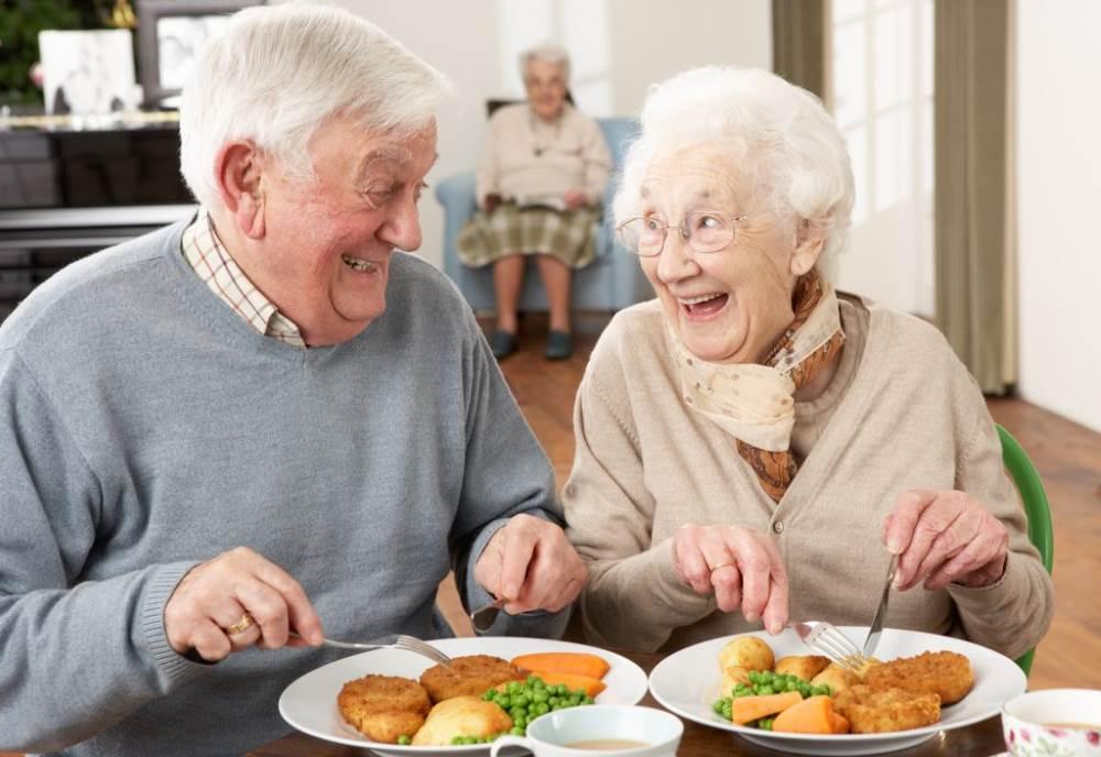 Лечение анемии пожилых людей