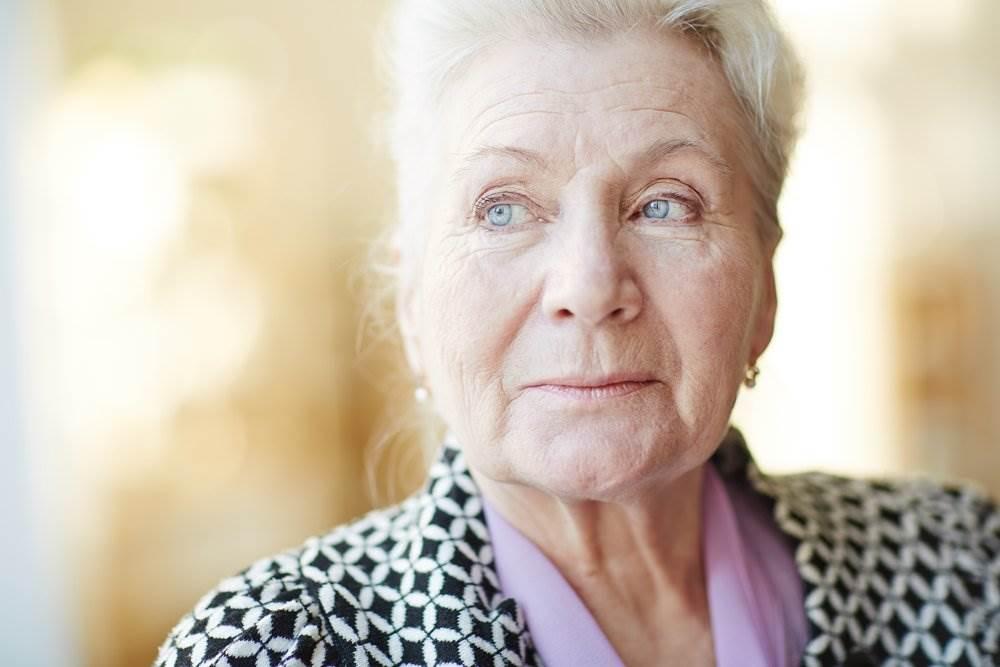 Анемия у пожилых людей