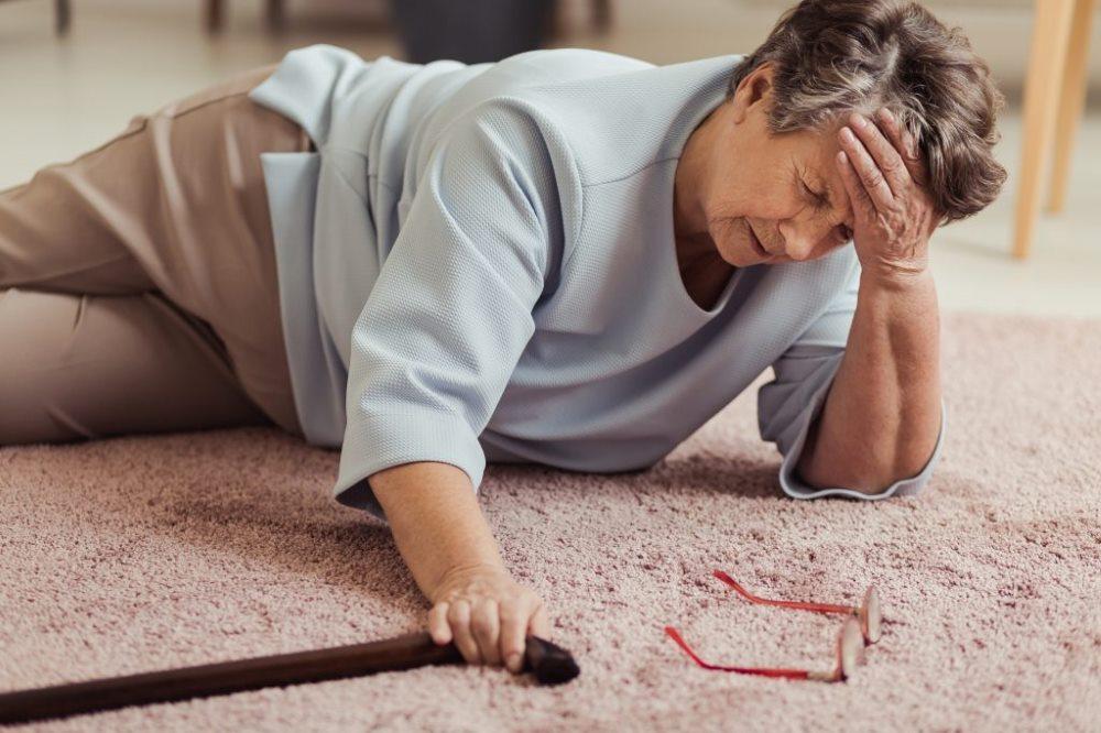 Падения пожилых